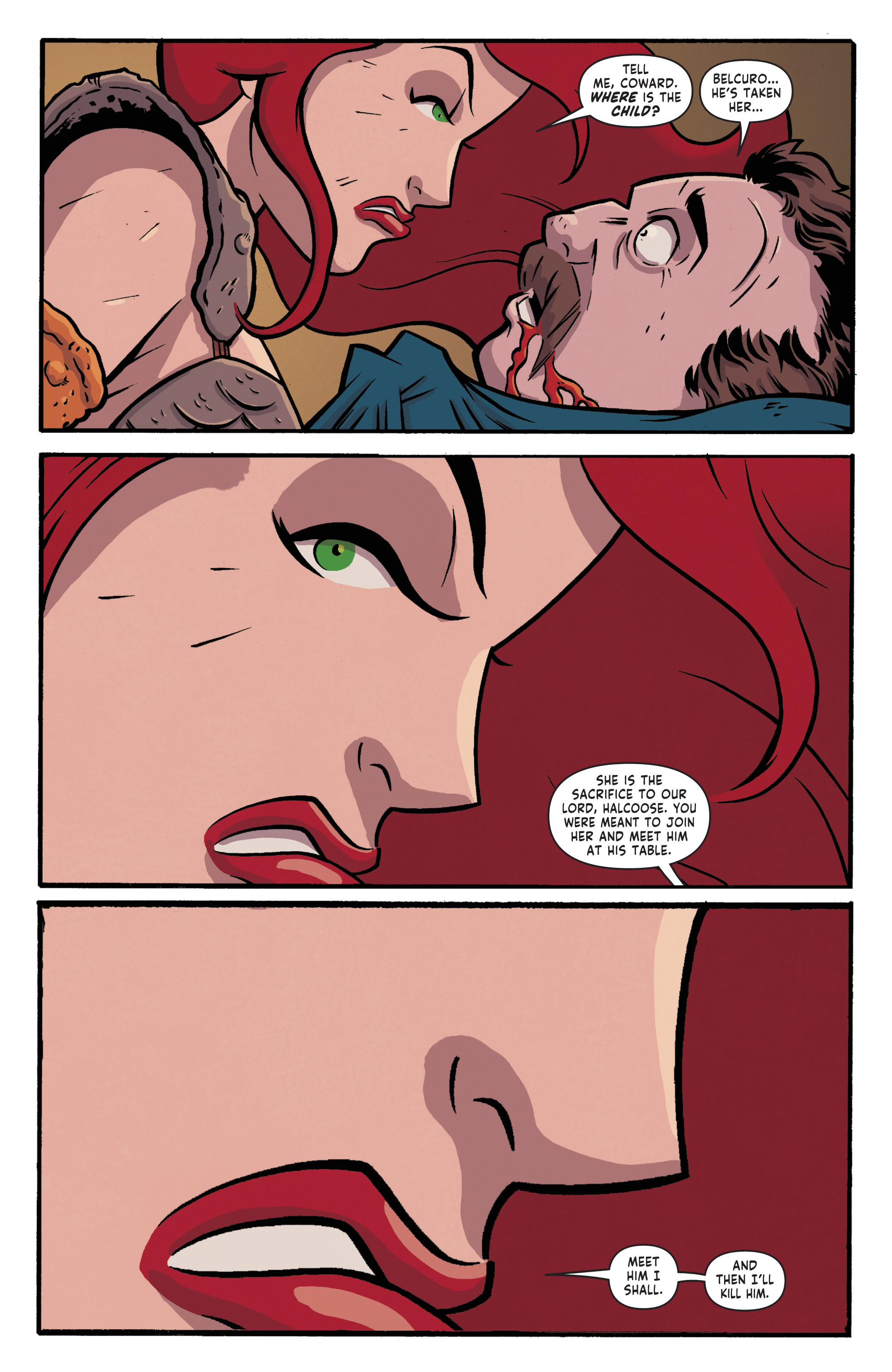 Red Sonja Halloween Special 024