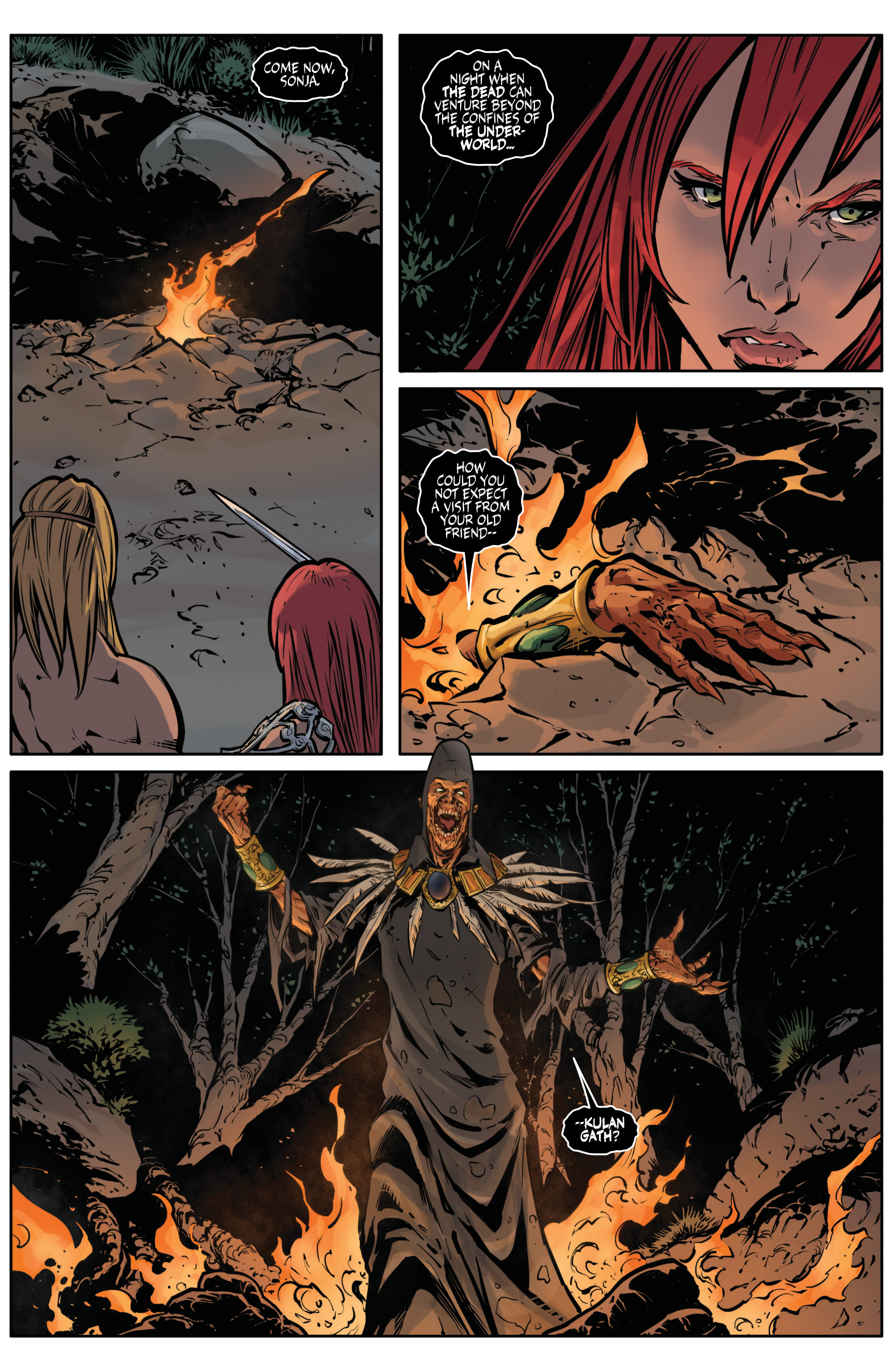 Red Sonja Halloween Special 011