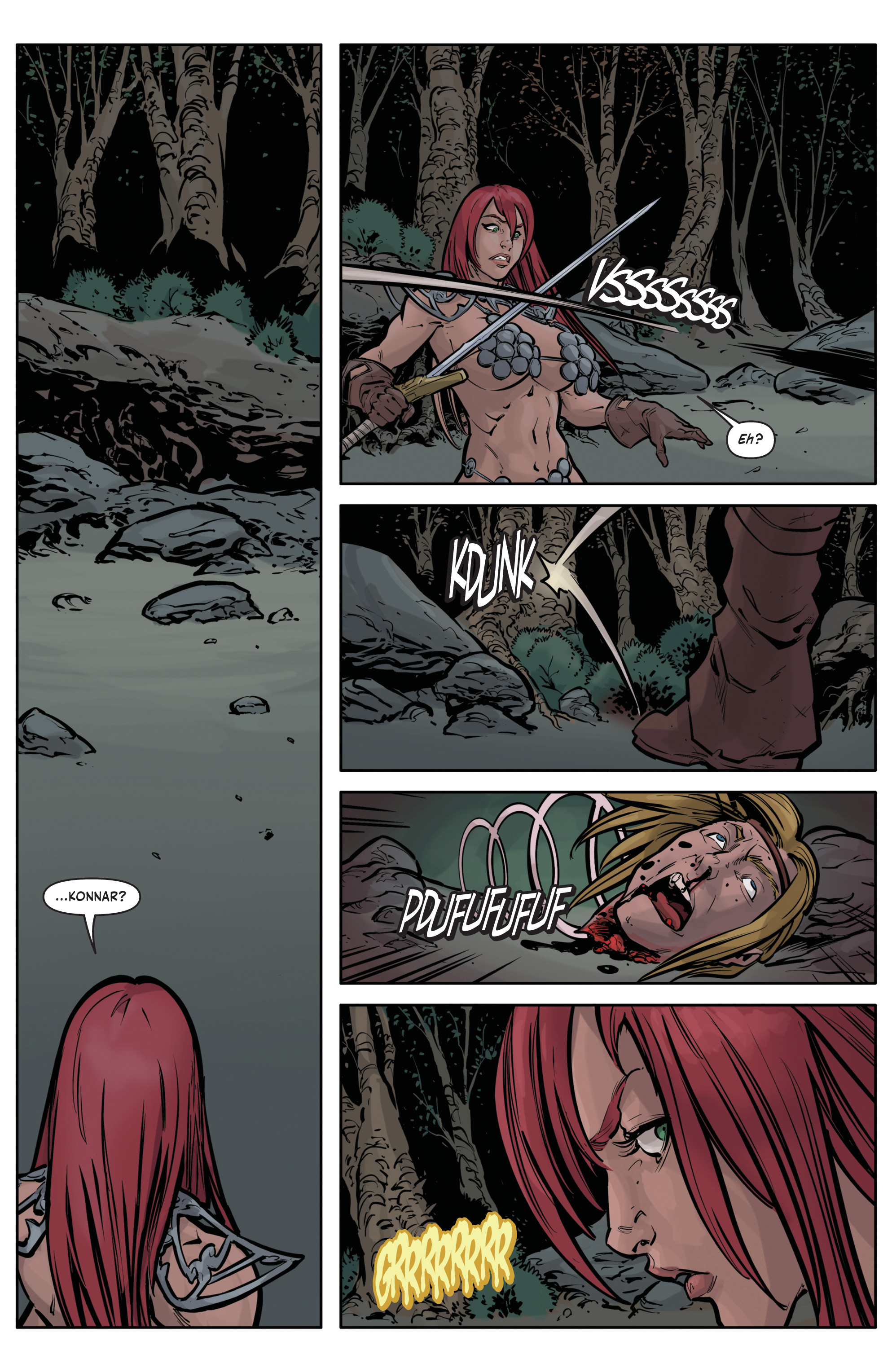 Red Sonja Halloween Special 014