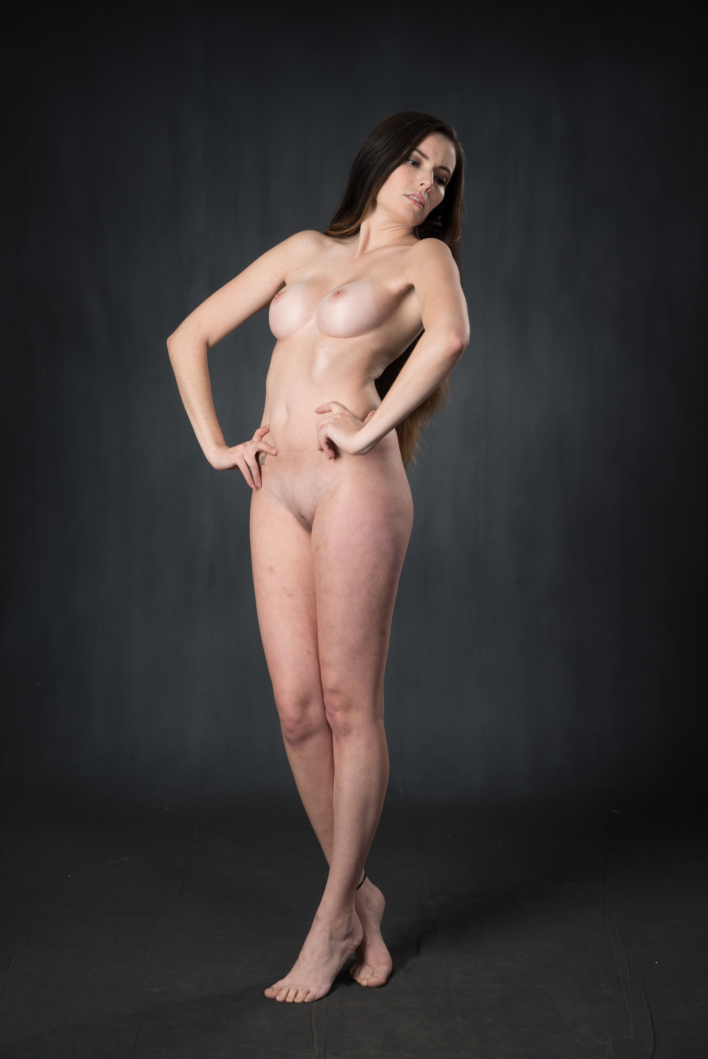 Nude Standing Poses 32