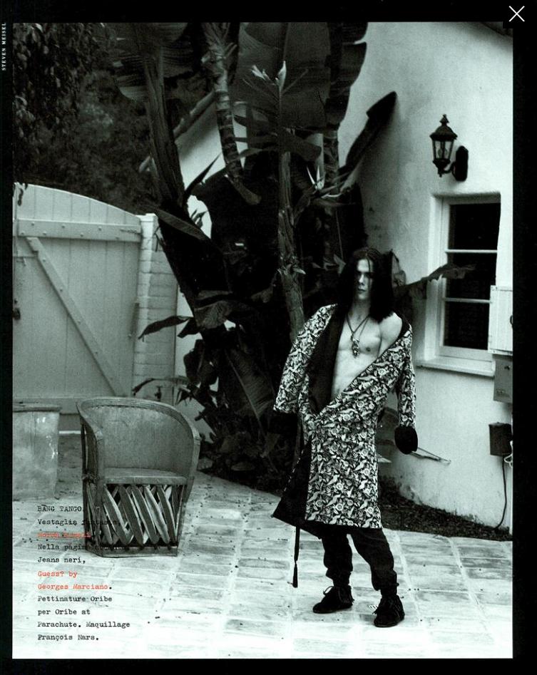 Meisel Vogue Italia December 1989 36