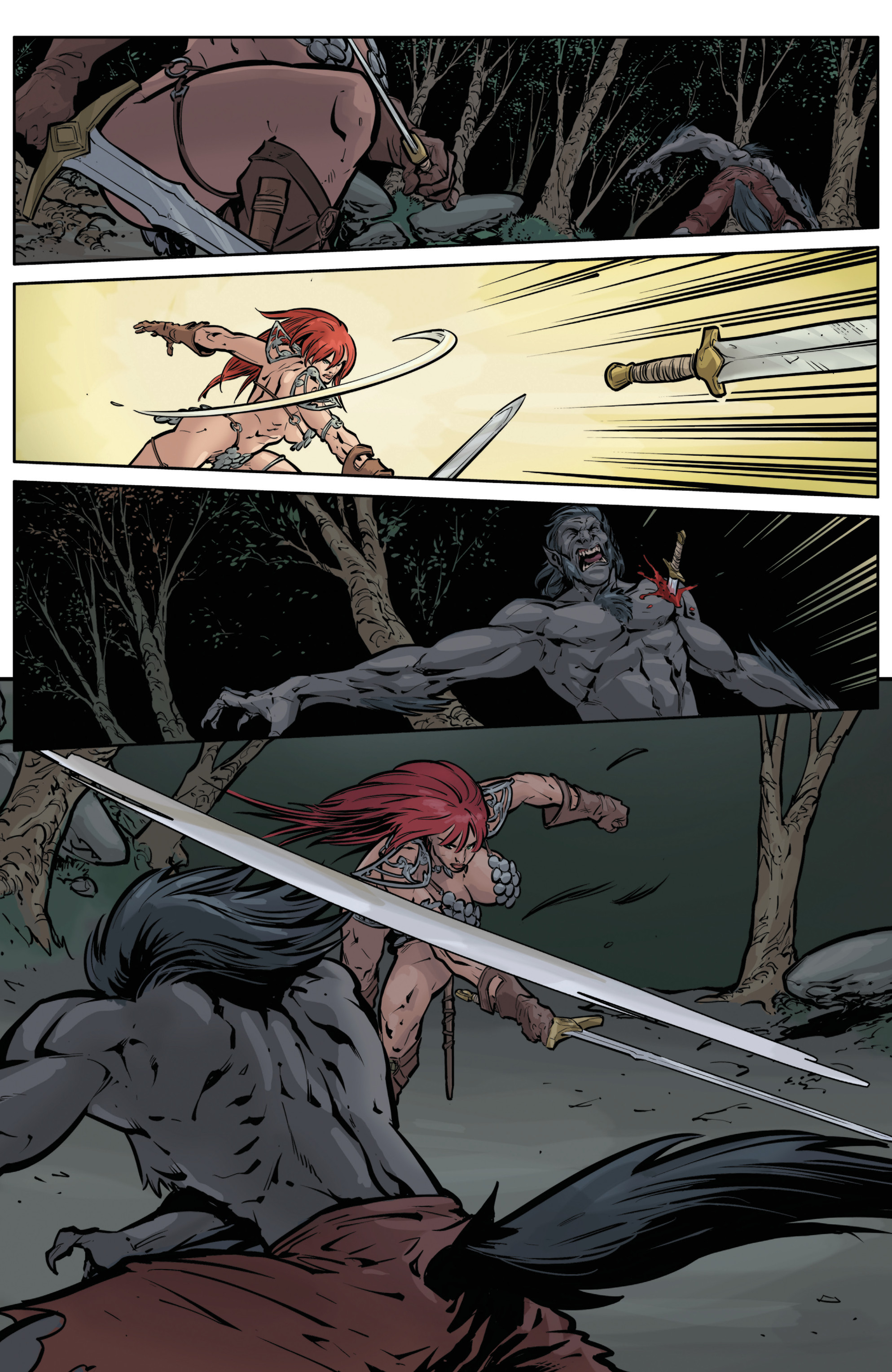 Red Sonja Halloween Special 016