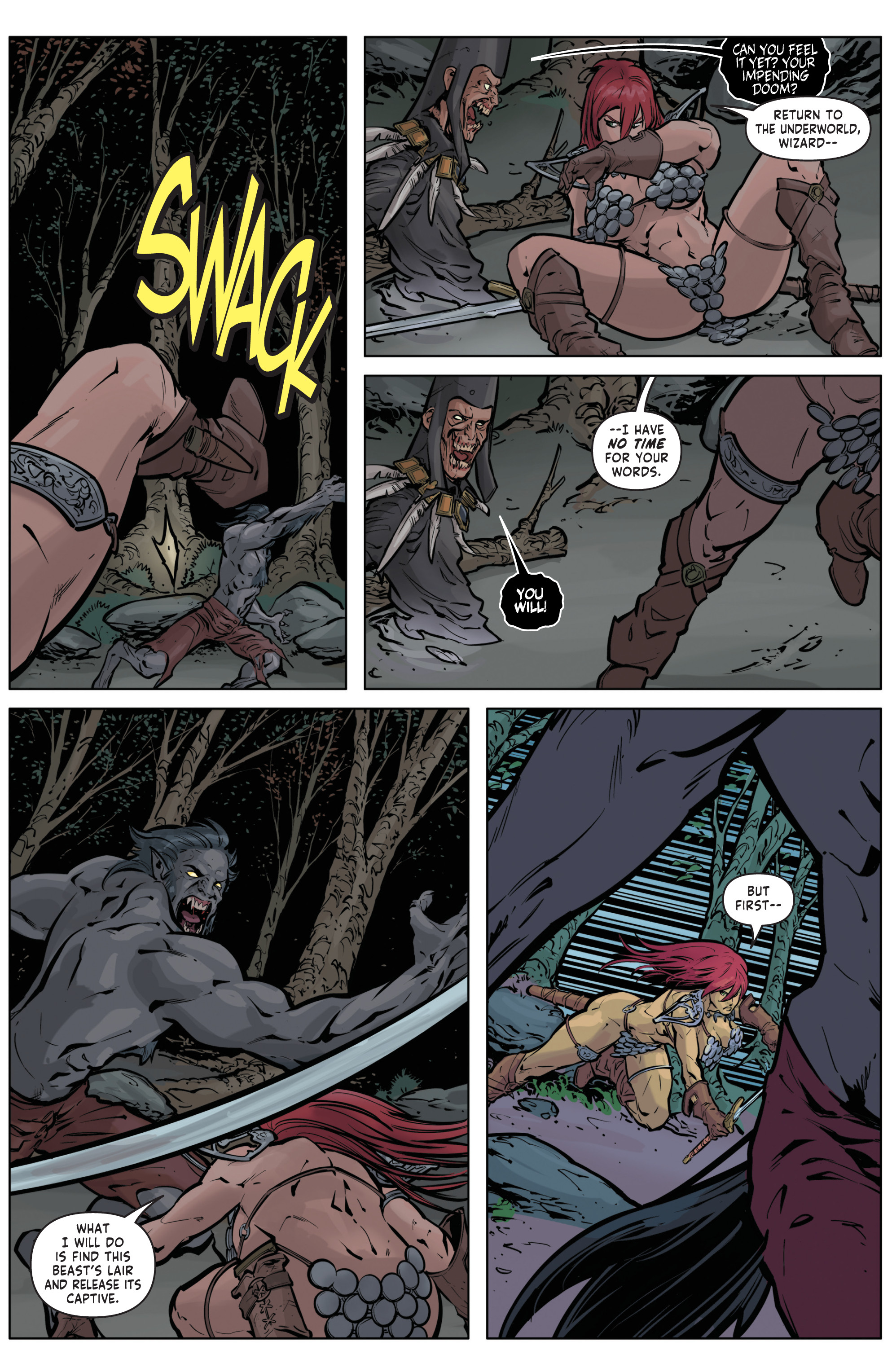 Red Sonja Halloween Special 017