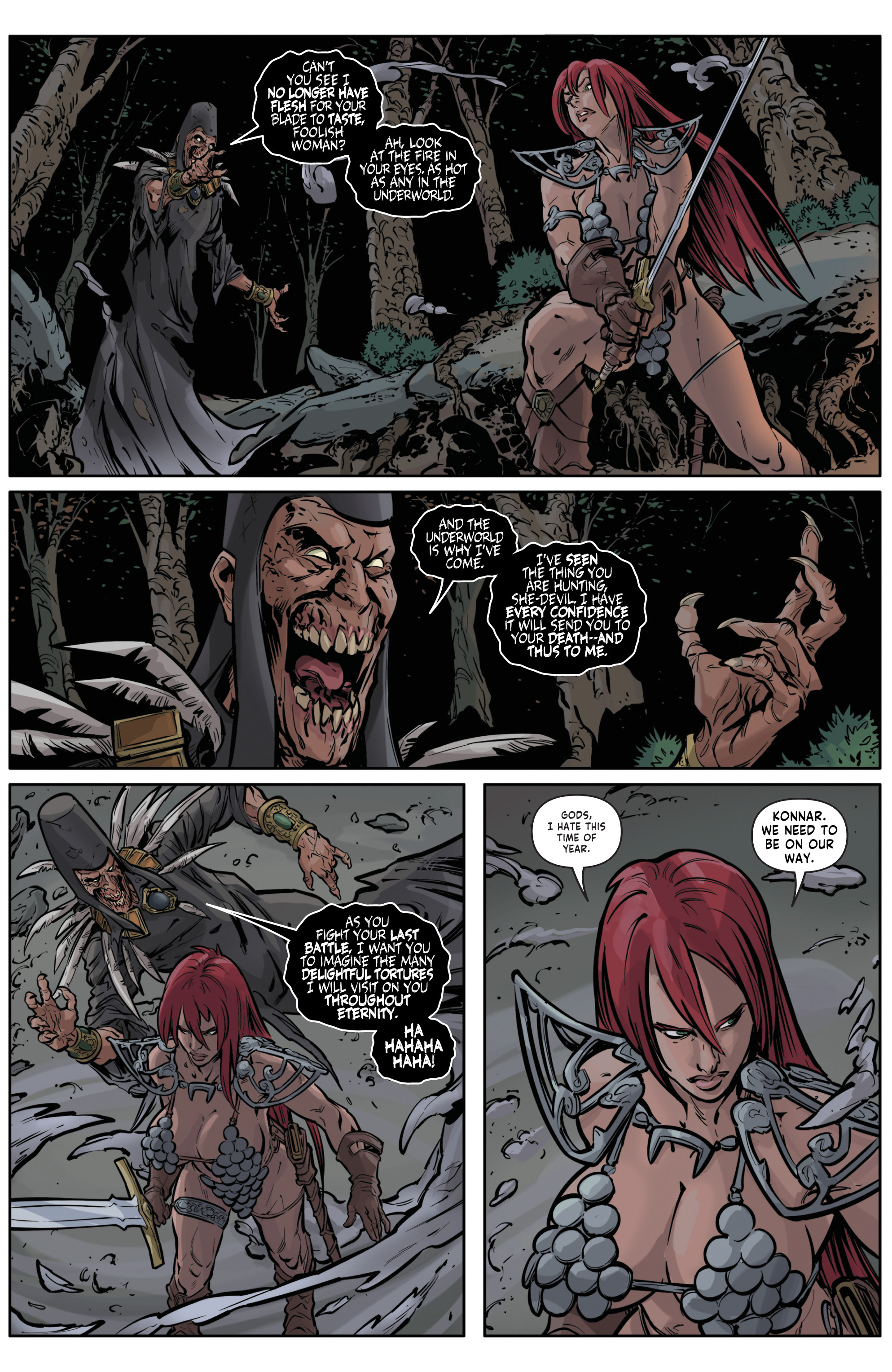 Red Sonja Halloween Special 013