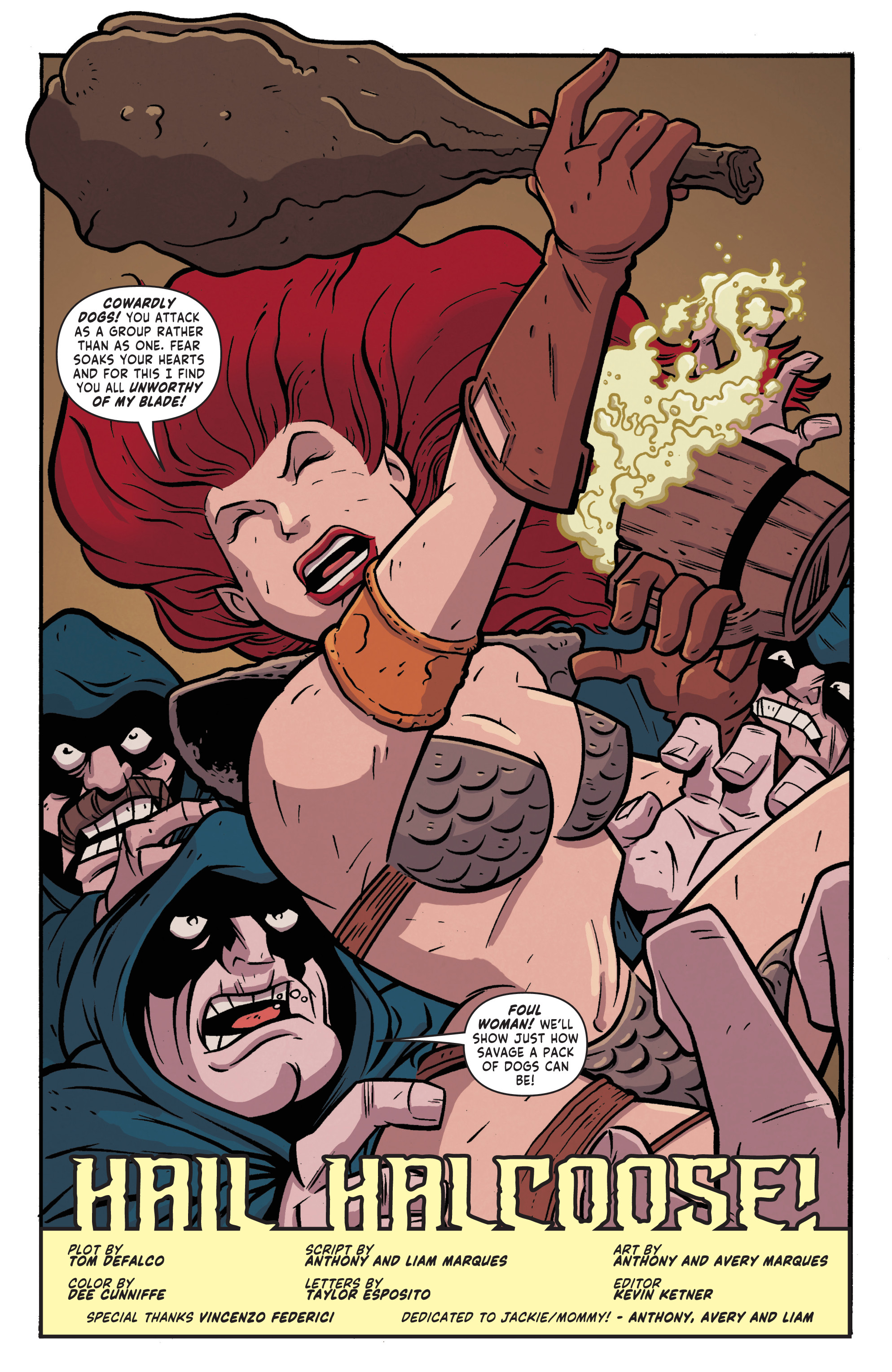 Red Sonja Halloween Special 022