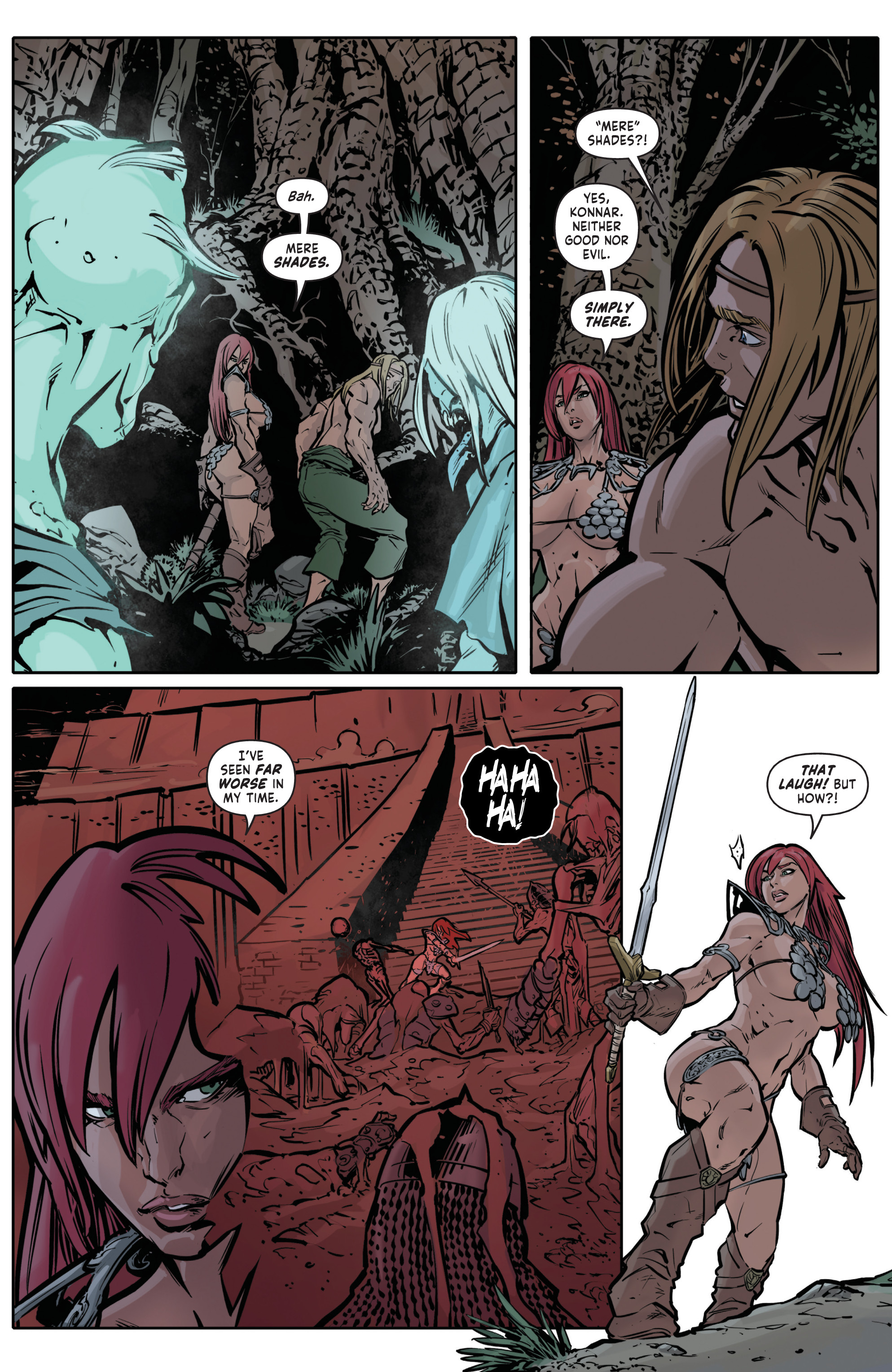 Red Sonja Halloween Special 010
