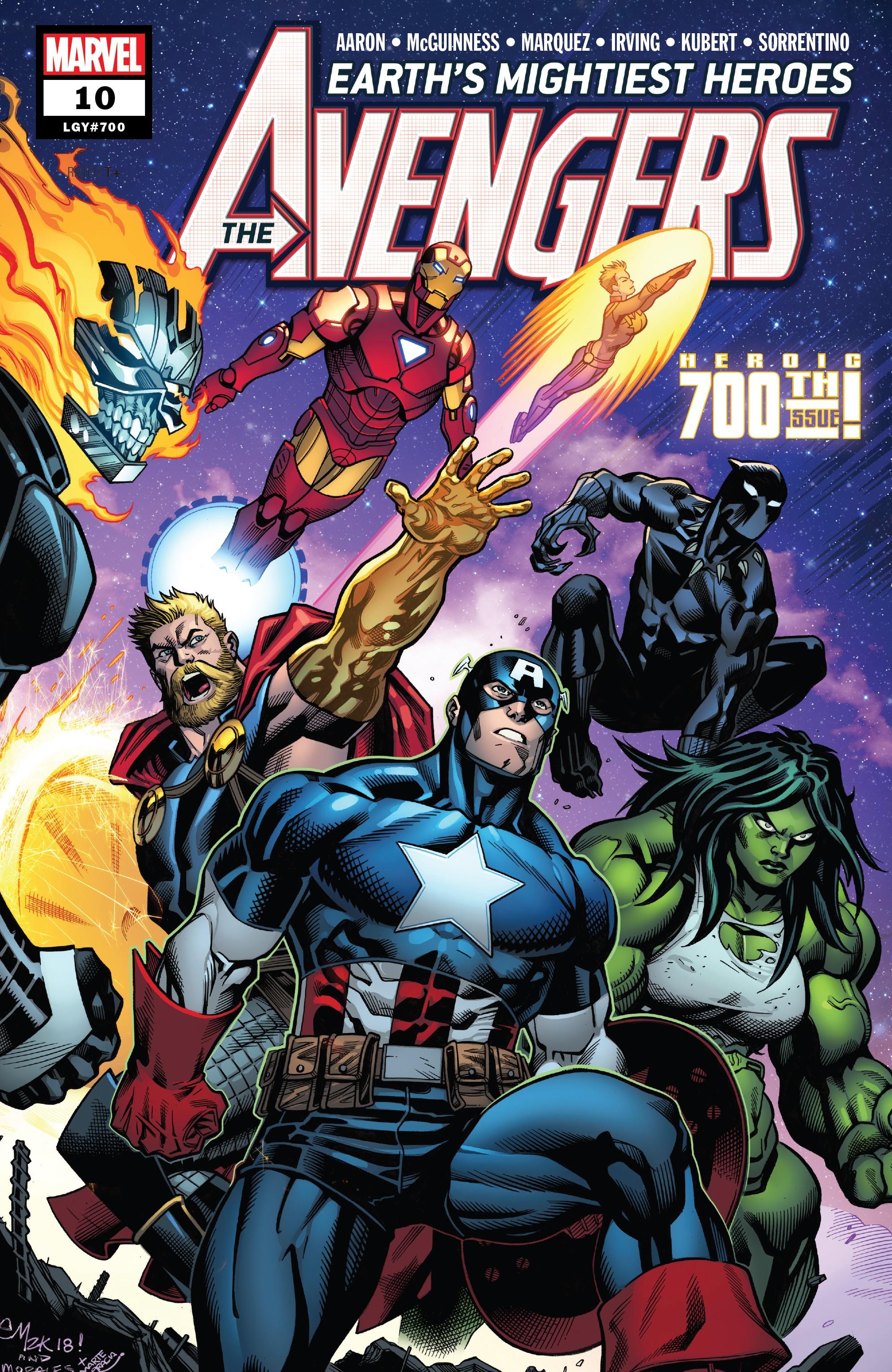 Avengers 010 000