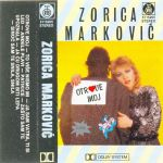 Zorica Markovic - Diskografija  36839187_Kaseta_Prednja