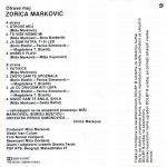 Zorica Markovic - Diskografija  36839189_Kaseta_Zadnja