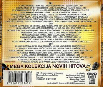 Grand 2017 - Mega kolekcija novih hitova 5 35955415_Mega_kolekcija_novih_hitova_5-b