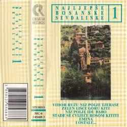 Koktel 1994 - Najljepse bosanske sevdalinke 1 39643131_Najljepse_Bosanske_Sevdalinke_1_1994-a