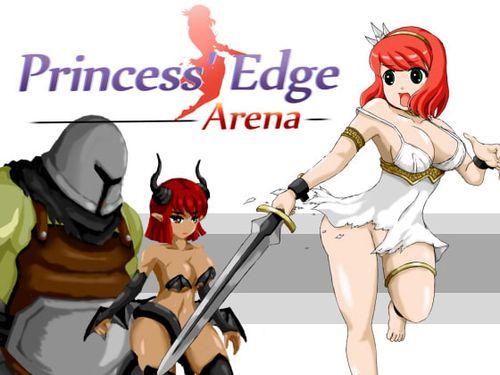(同人ゲーム)[200529][Erobotan] Princess' Edge Arena [RJ286969]